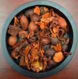 Ready-to-Scent Potpourri (Orange and Brown) - Discontinued