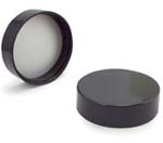 Black Smooth Lid 38-400